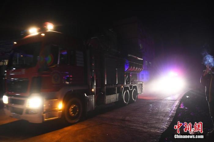 重庆吊水洞煤矿事故被困人员1人获救,23人遇难