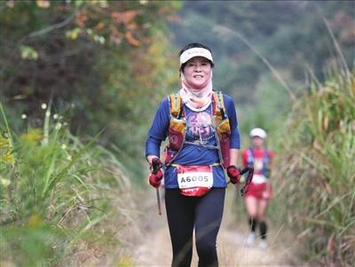 强月兰:永不设限的奔跑者